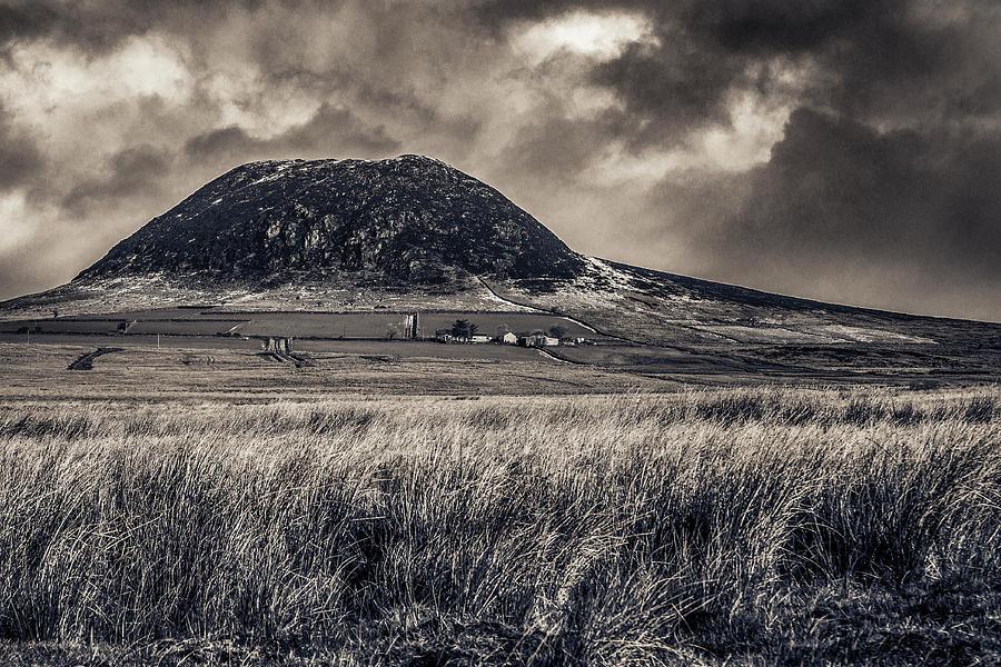 Slemish Mountain Photograph