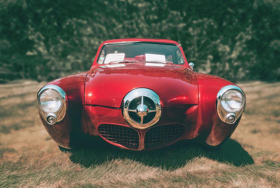 1950 Studebaker Photograph