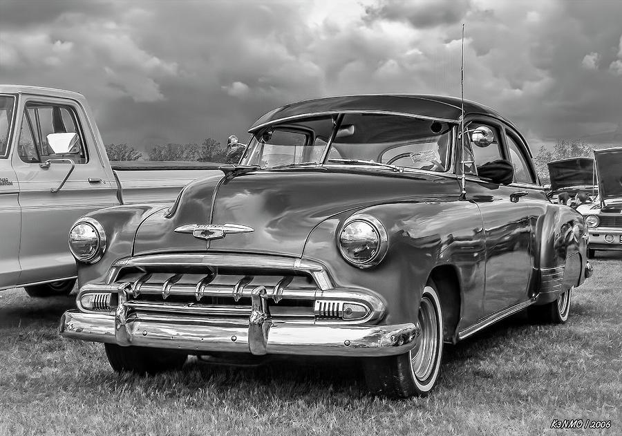 1951 Chevrolet Digital Art