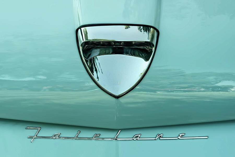 1958 Ford Fairlane Photograph