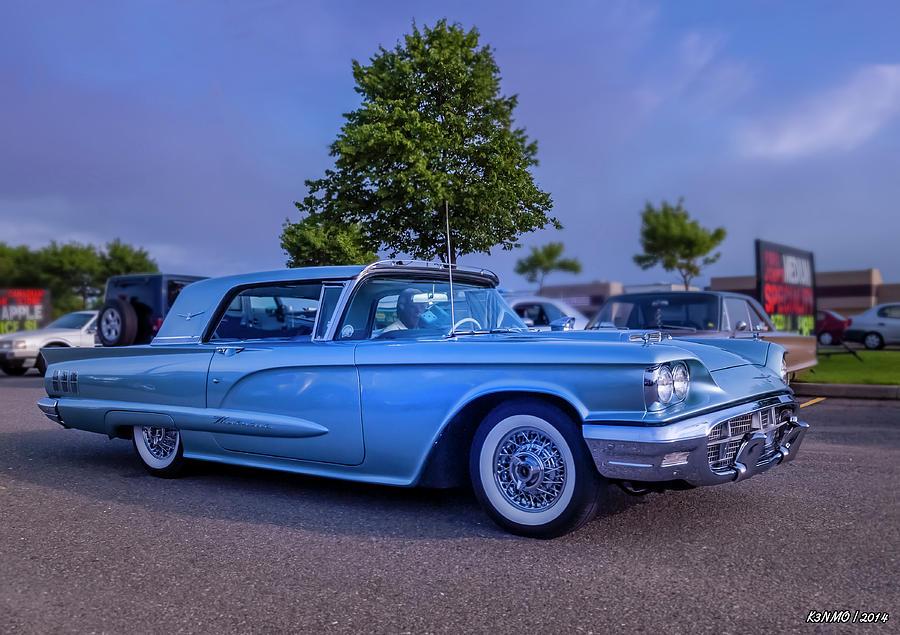 1960 Ford Thunderbird Photograph