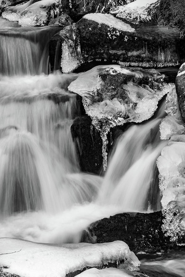 Warme Bode, Harz Photograph
