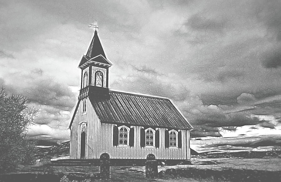 A Simple Church Photograph