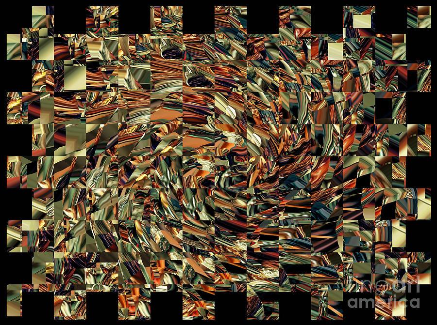 Abstract Quilt Vi Digital Art