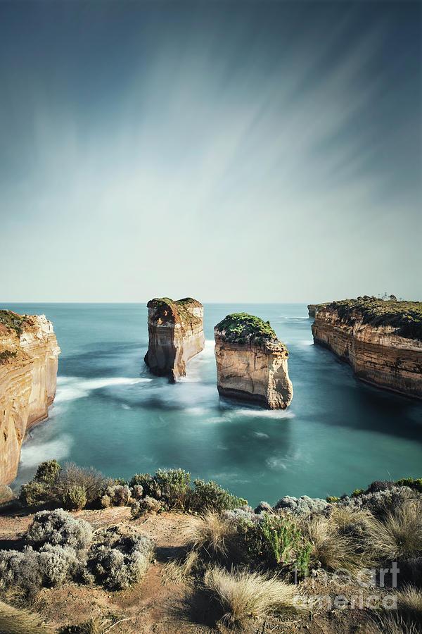 Bay Of Solitudes Photograph