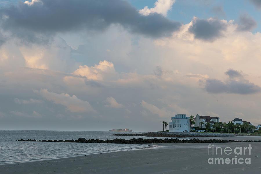 Beach Days - Breach Inlet Photograph