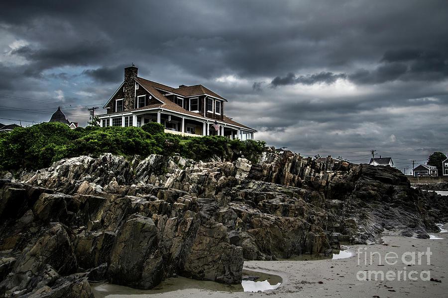 Beach House Photograph
