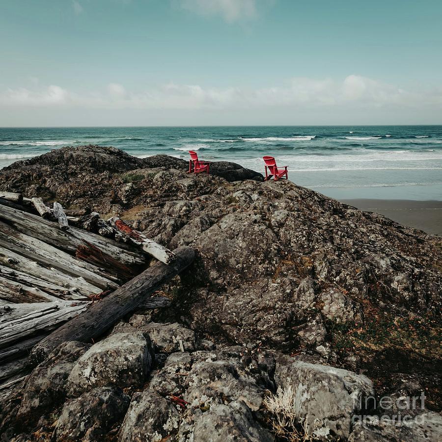 Beach Retreat Photograph