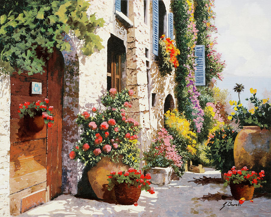 Bella Strada Numeo Otto Painting