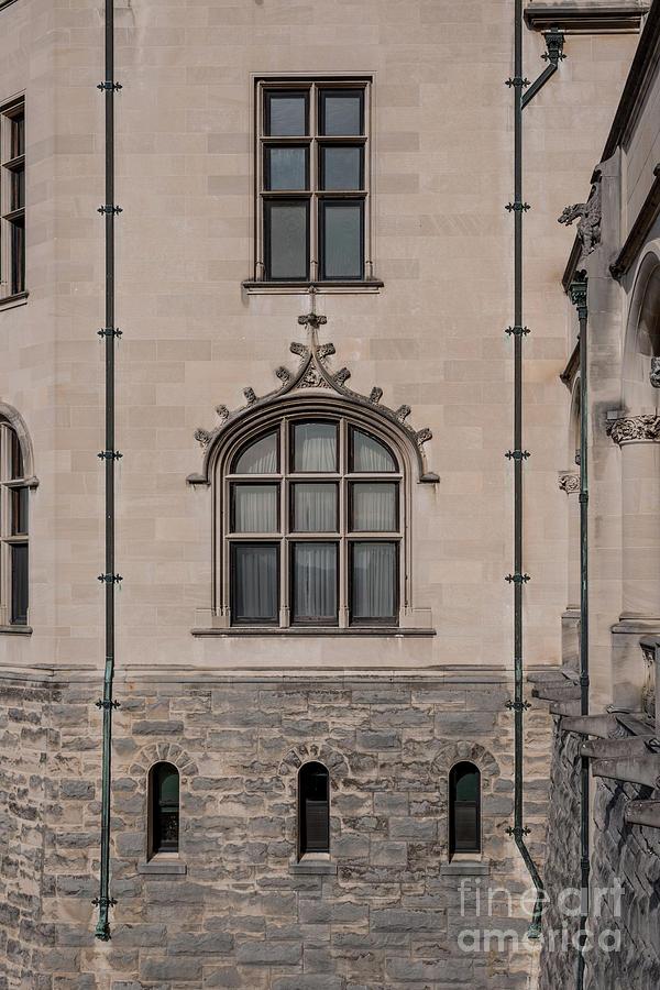 Biltmore Estate - Windows Photograph