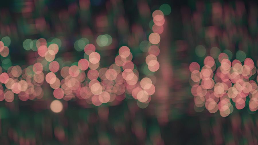 Blurry Heart Beat Photograph