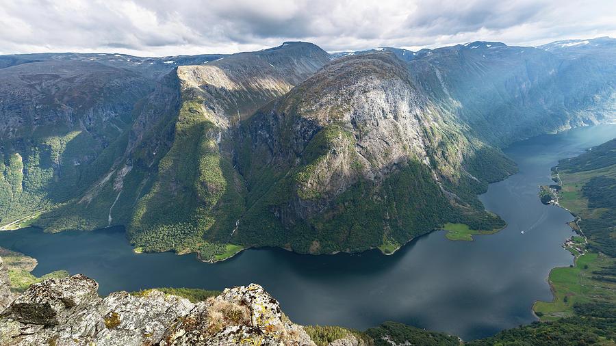Breiskrednosie, Norway Photograph