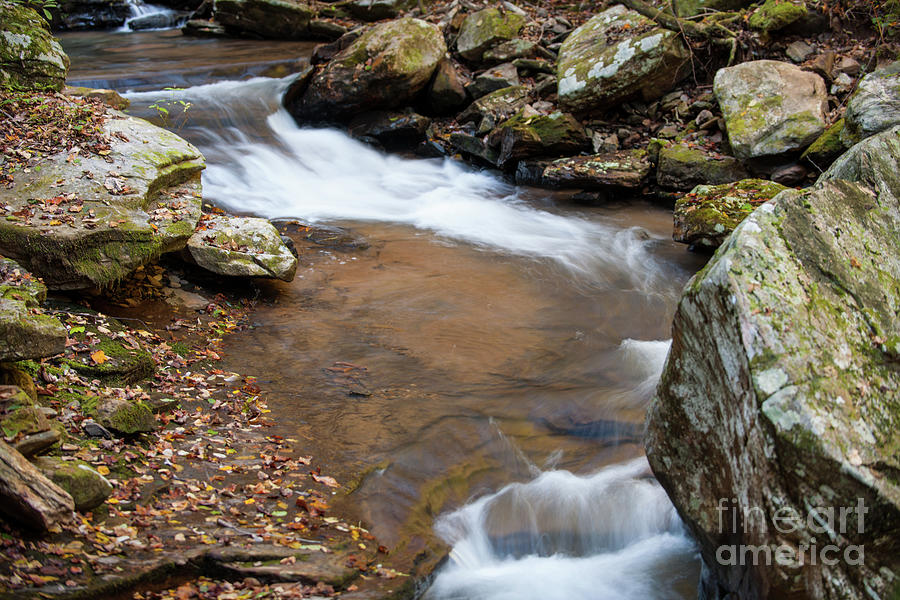 Calming Water Sounds - North Carolina Photograph