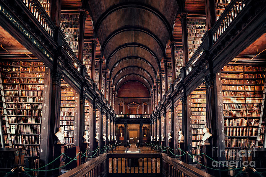 Chamber Of Eternal Wisdom Photograph