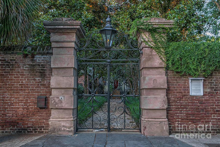 Charleston - Sword Gates Photograph