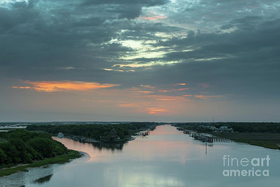 Charleston Waterways Photograph