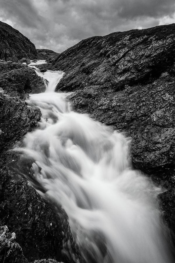 close to Ygnisdalselvi, Norway Photograph
