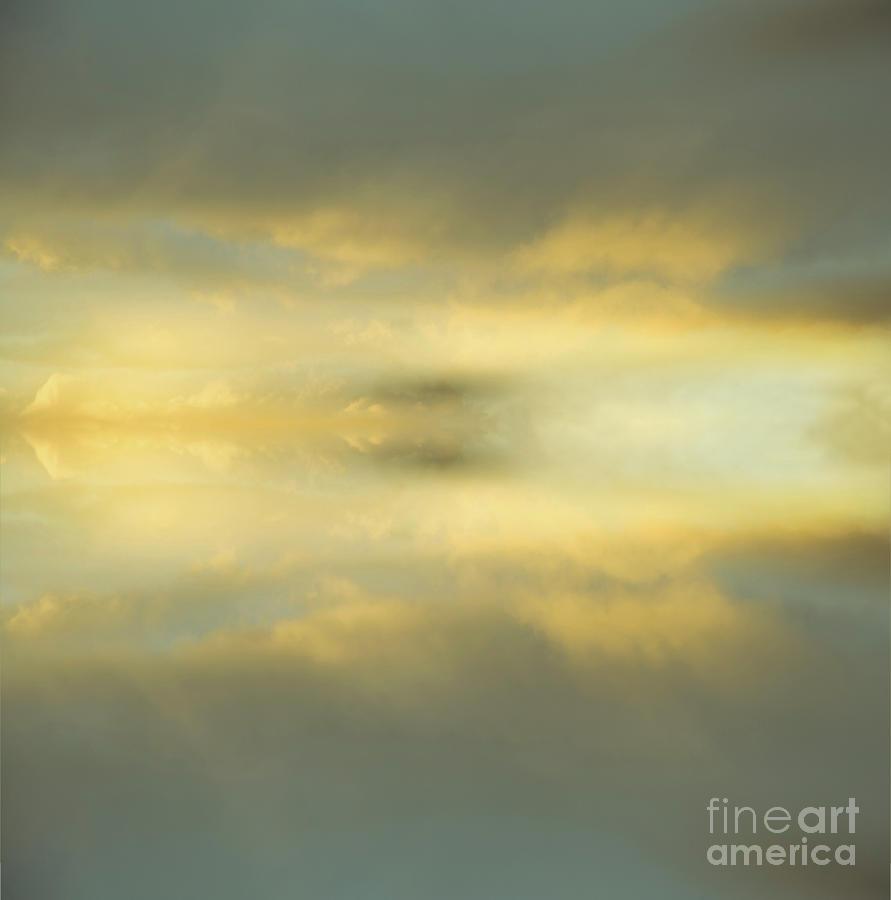 Cloud Reflections Photograph