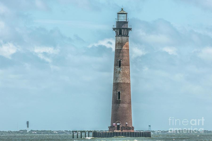Coastal Lighthouses - Charleston South Carolina Photograph