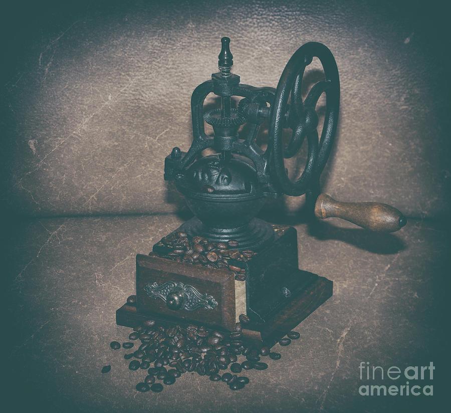 Coffee Grinder Photograph
