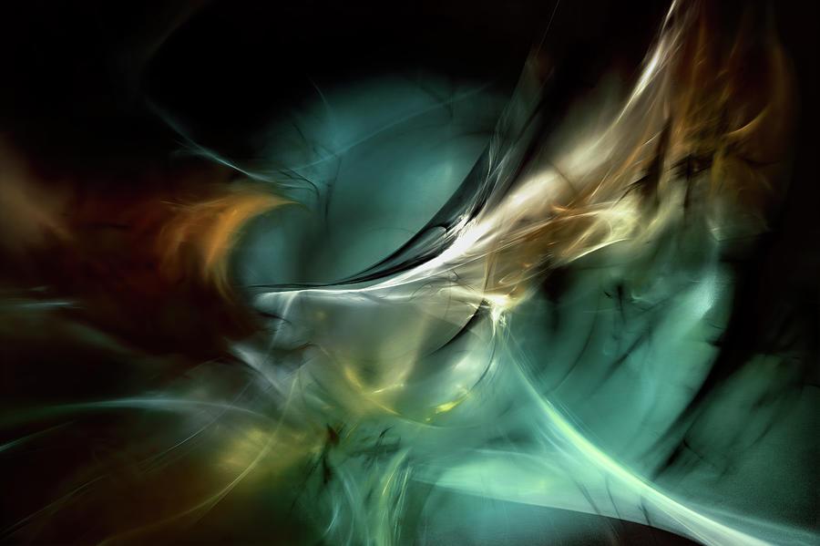 Cold Fusion Digital Art