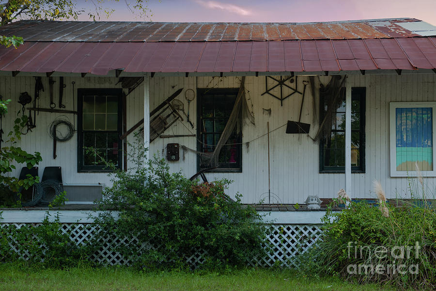 Country Porch Photograph