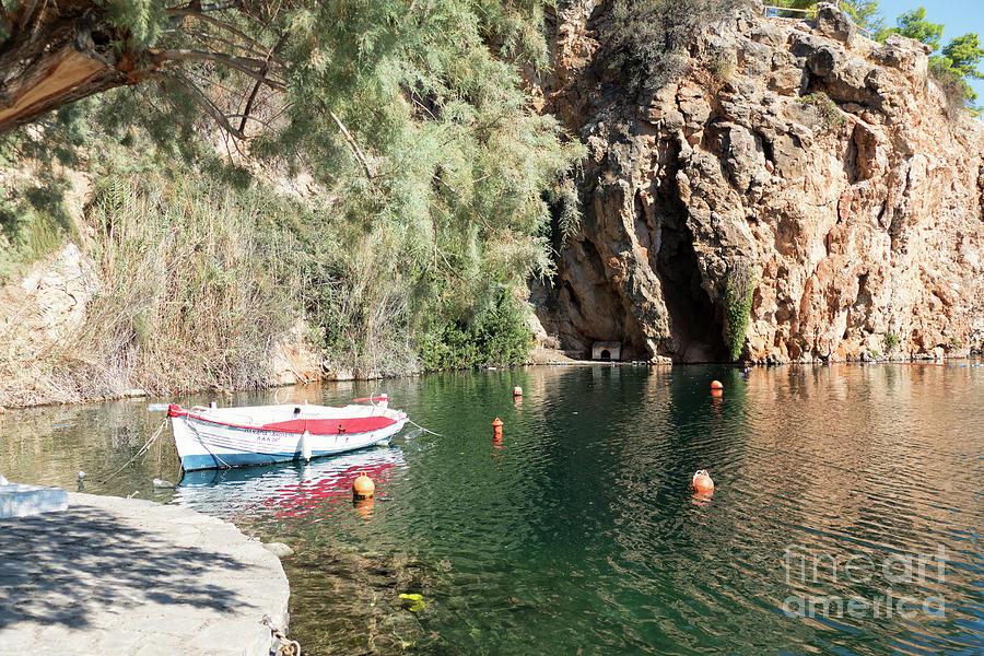Crete Photograph