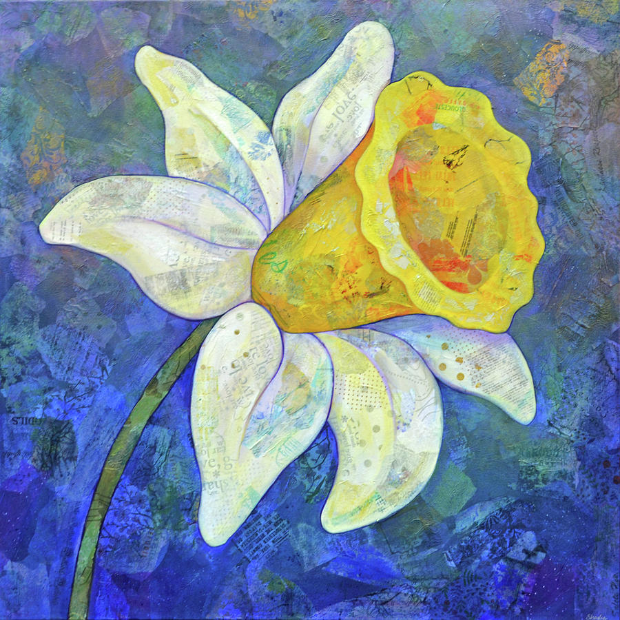 Daffodil Festival I Painting
