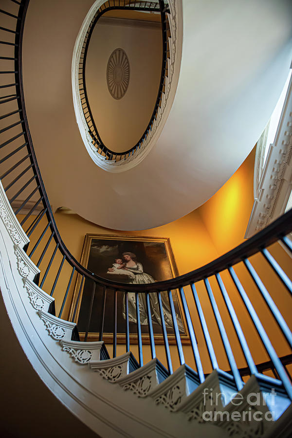 Famous Free Floating Staircase Photograph