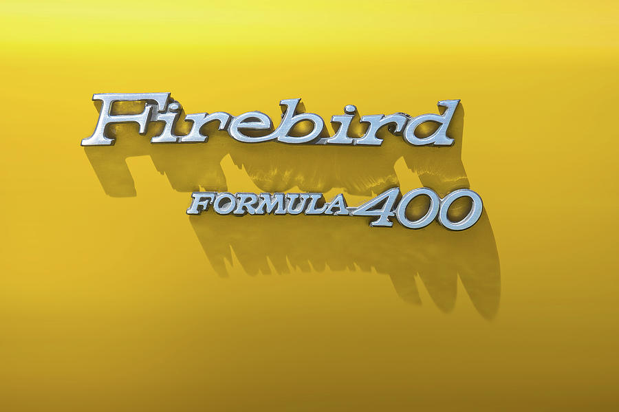 Firebird Formula 400 Photograph