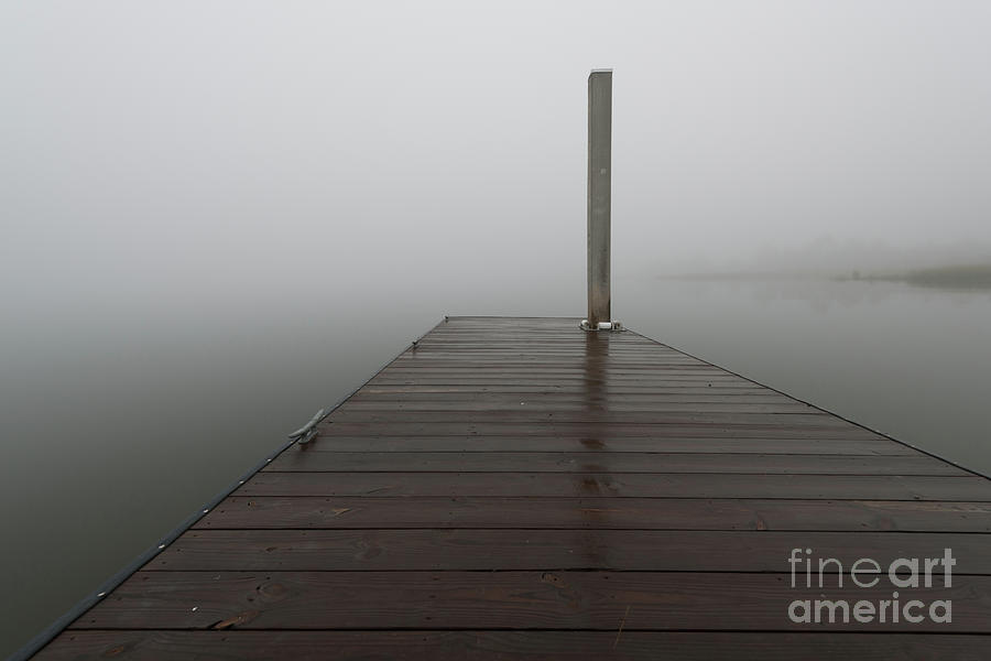 Fog Undertones Photograph