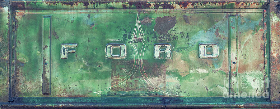 Ford Tailgate Photograph