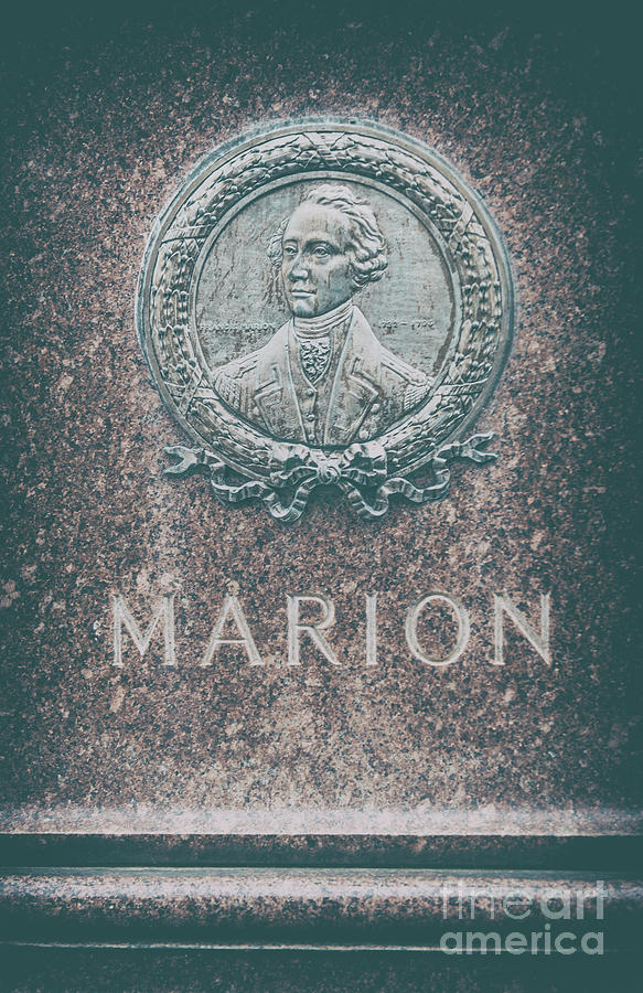 Francis Marion - Swamp Fox Photograph