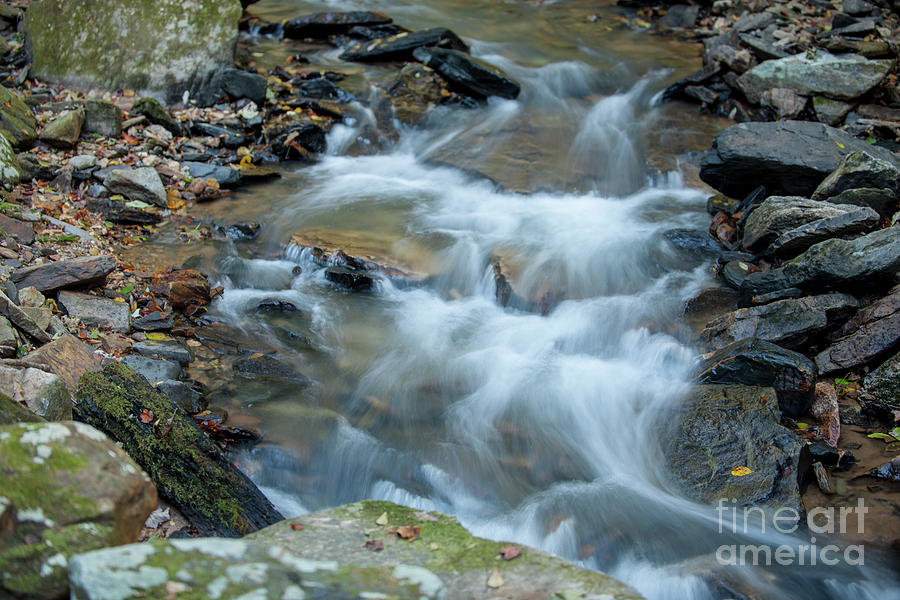 Fresh Mountain Water Photograph