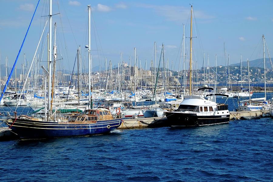 Frioul Marina Photograph