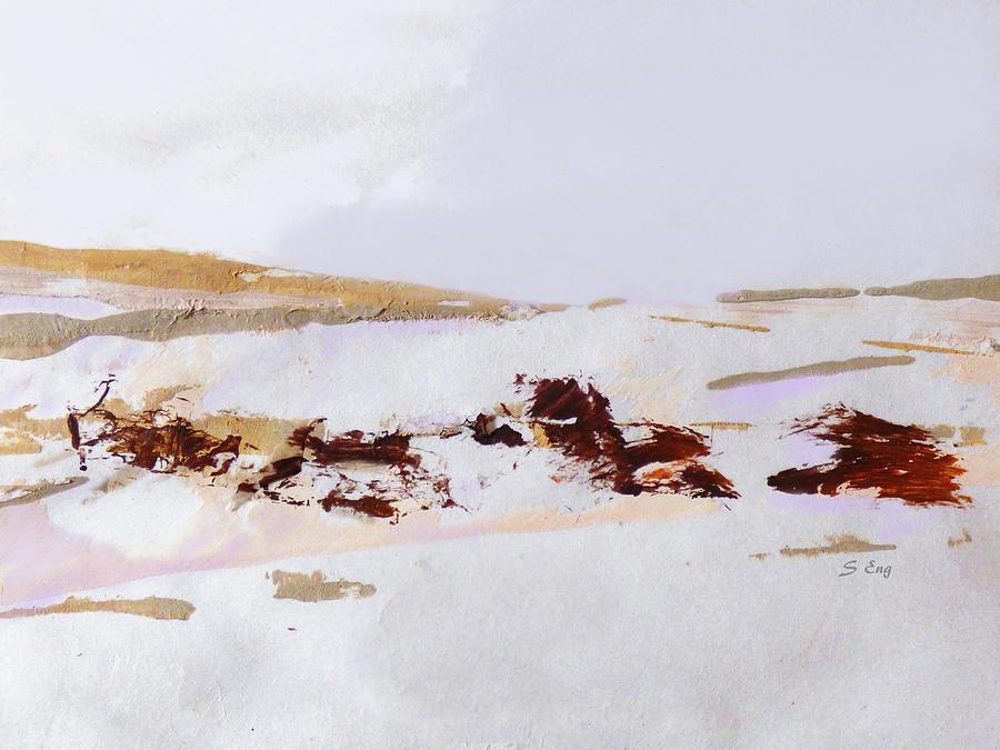 Frozen Landscape 300 Painting