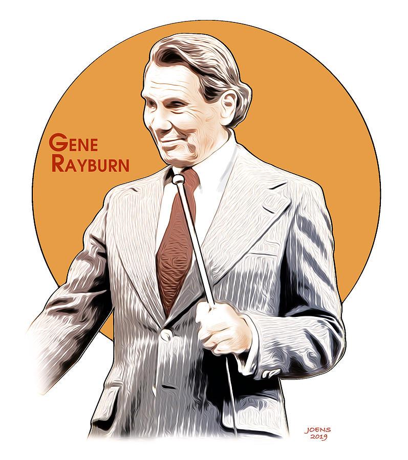 Gene Rayburn Digital Art
