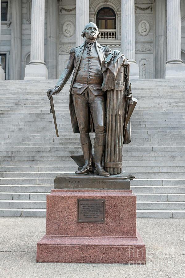 George Washington - State Capitol Photograph