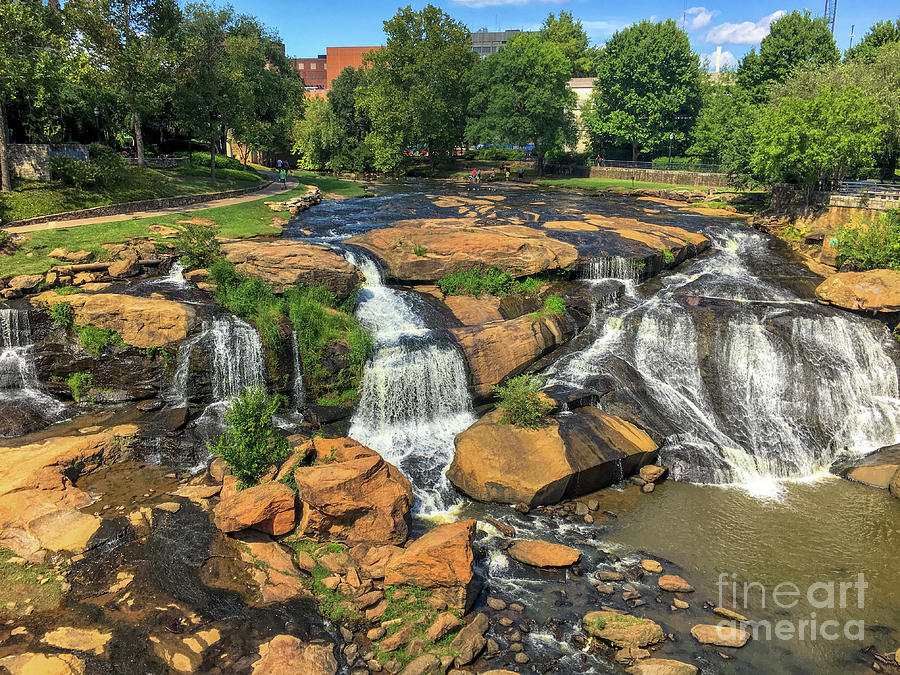 Greenville Sc Photograph