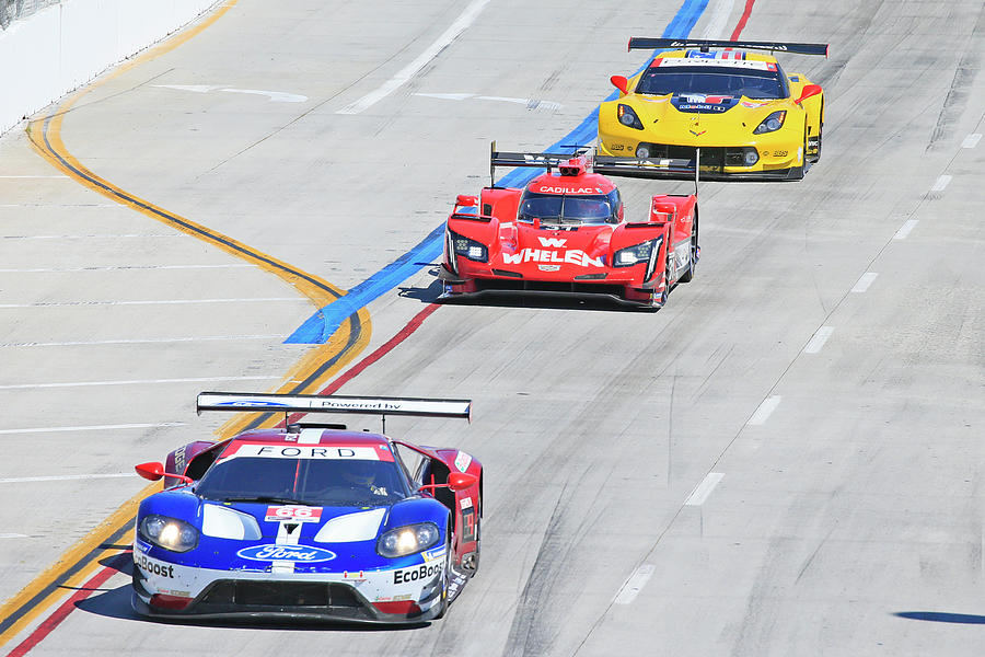 Gtlm And Dpi Classes Photograph