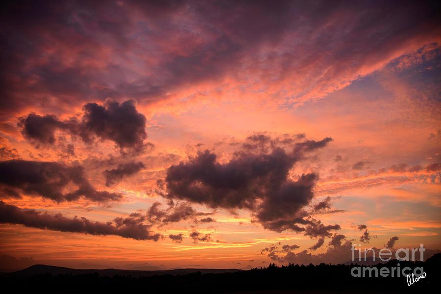 Heavenly Sky Photograph