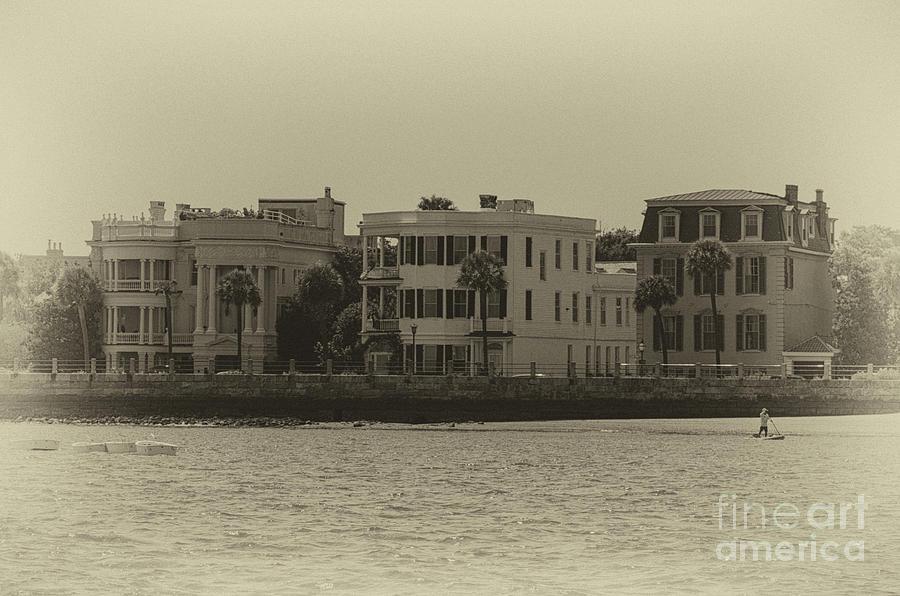 High Battery - Charleston South Carolina Photograph