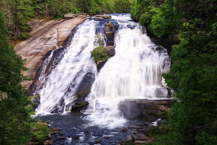 High Falls North Carolina Photograph