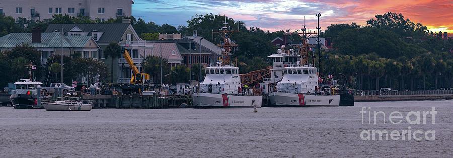 Home Port - Charleston Sc Photograph
