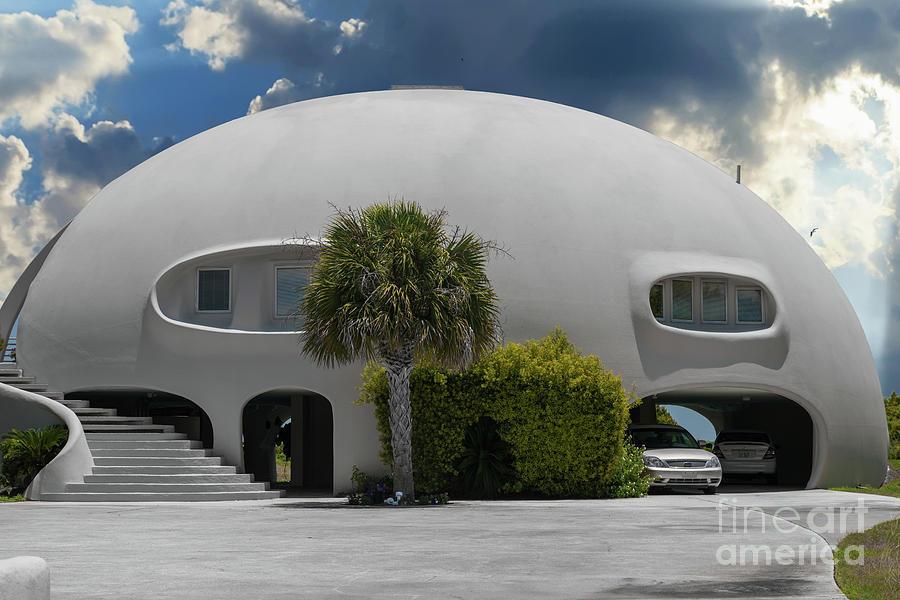 Hurricane House - Isle Of Palms Photograph