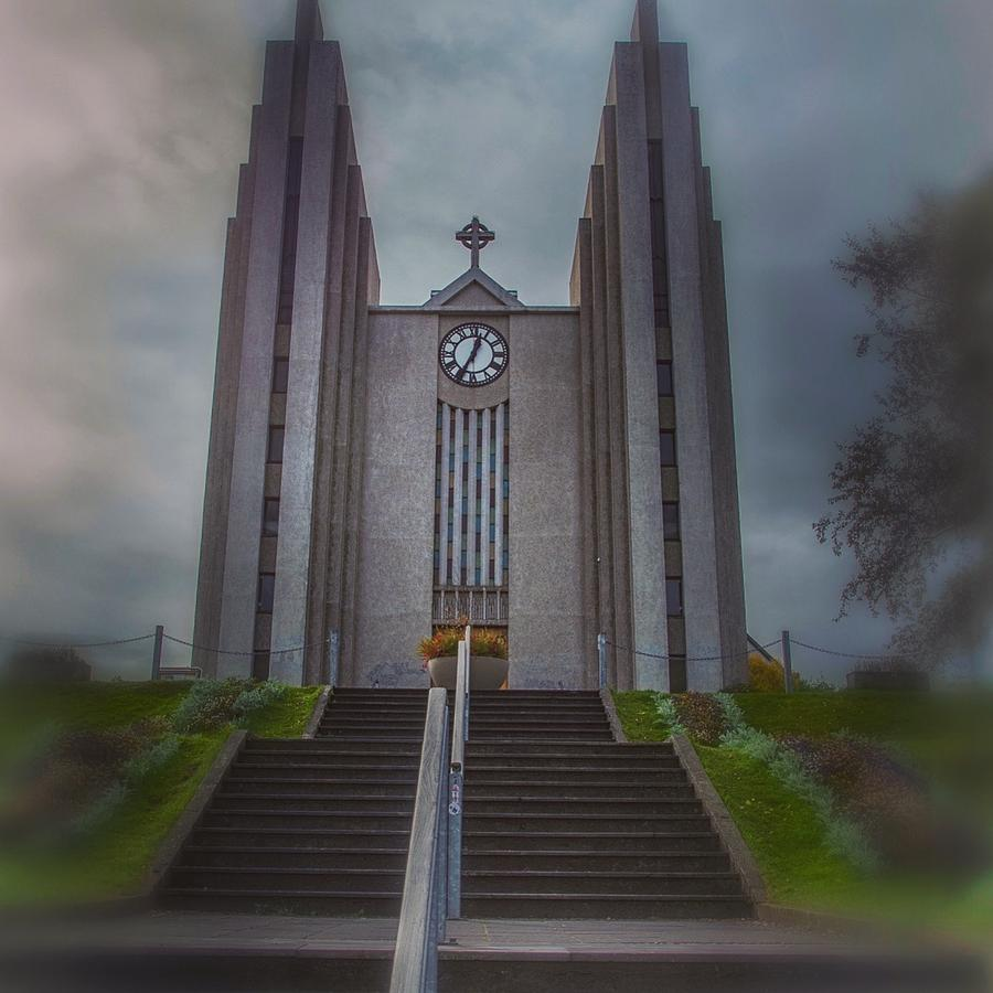 Iceland Landmark Photograph