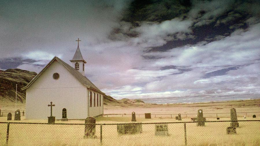 Icelandic Church Photograph