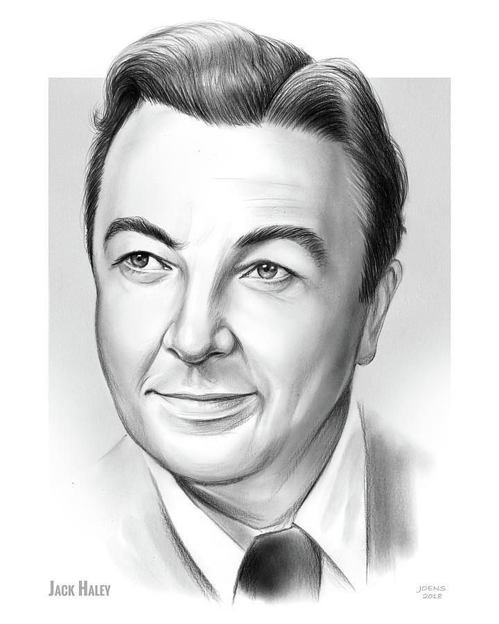 Jack Haley Drawing