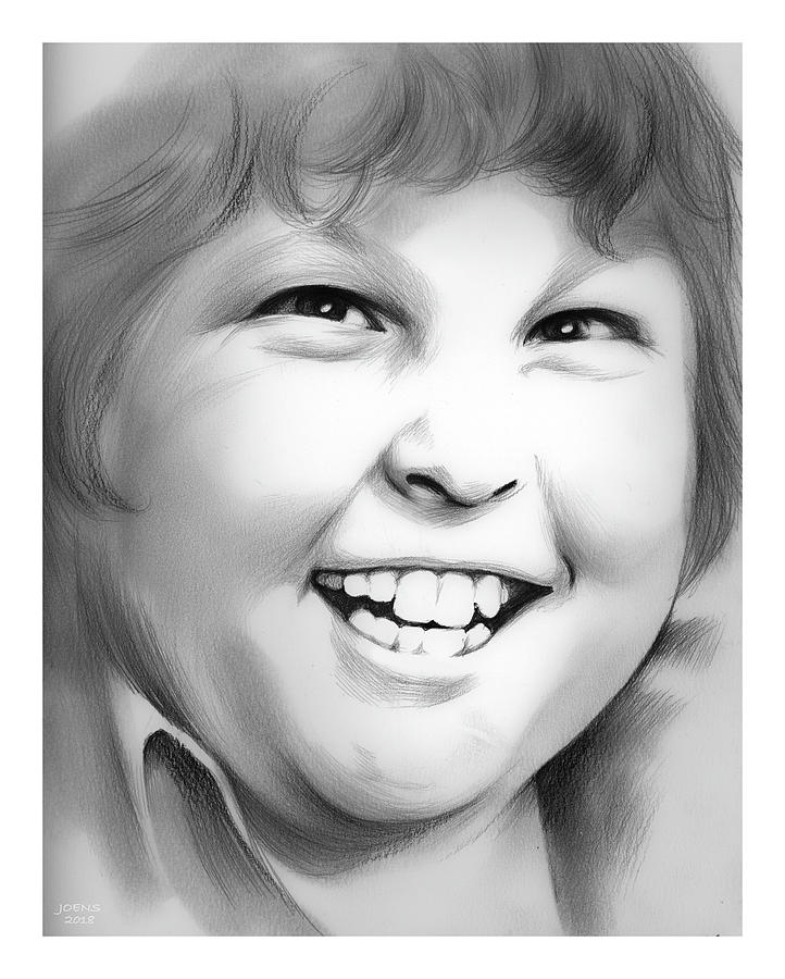 Jeff Cohen Drawing