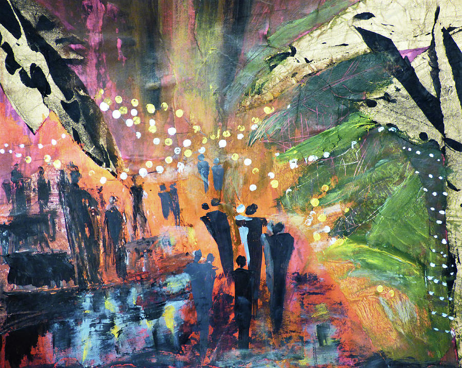 Jungle Rhythm 300 Painting
